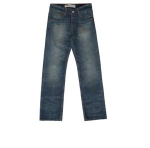 $44 Levi's 514 Regular Fit Big Boys Blue JEANS  - 14 Husky 33x28