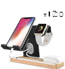 Apple Iphone Apple Watch Charging Station