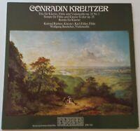 Conradin Kreutzer Trio für Klavier Flöte und Violoncello op. 23 Nr. 1 Stereo