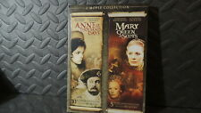 ANNE OF THE THOUSAND DAYS + MARY QUEEN OF SCOTS 2  DISC SET RICHARD BURTON
