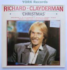 RICHARD CLAYDERMAN - Christmas - Excellent Condition LP Record Decca SKL 5337