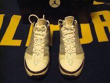 Jordan Brand Air Jordan Xx3 Basketball Shoes, Size 10.5 (2008)-White/Stealth-Bl