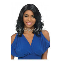 VIVICA A FOX Synthetic Lace Front Wig - LIME