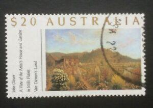AUSTRALIA 1989 BOTANIC GARDENS SG1201a USED CAT £10