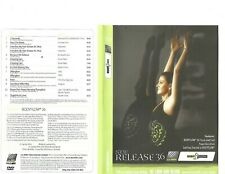 Les Mills Body Flow 36 Complete DVD, CD, Case and Notes