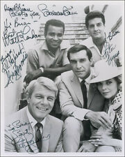 """MISSION IMPOSSIBLE TV SHOW CAST 8"""" X 10"""" glossy photo reprint"""