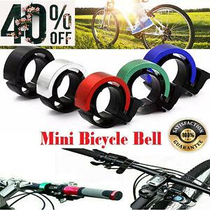 Mini Bicycle Bell Ring Aluminum Alloy Bike Loud Horn MTB Handlebar Alarm cycling