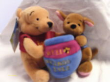 Pooh & Roo Bean Bag We'll Be Best Friend Forever new with tags