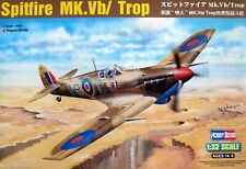 Hobbyboss 1:32 Spitfire Mk.Vb/ Trop Aircraft Model Kit