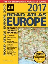 Road Atlases & Maps