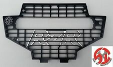 Billet Aluminum Grille for Gen 1 Polaris RZR Black (LG002)