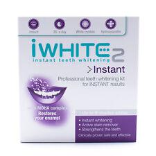 Iwhite Instantané 2 Blanchiment Dentaire Kit Professionnel pour Tous