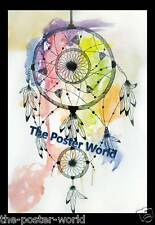 Beautiful Dream Catcher Picture Poster Home Art Print / Wall Decor New Z11