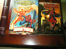 Amazing Spiderman - Family ties (TPB) and Human Torch (HC) Slott and Templeton