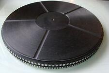 TELEFUNKEN S500/600  Platte + slipmat - Komponente für Plattenspieler
