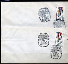 Vuelta Ciclista a España Madrid Tenerife año 1989 (CC-112)