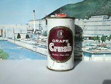 GRAPE CRUSH FLAT TOP SODA CAN BILLINGS MONTANA