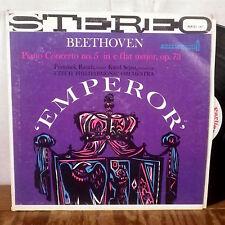 Karel Sejna Frantisek Rauch Beethoven Emperor Piano LP Parliament stereo EX