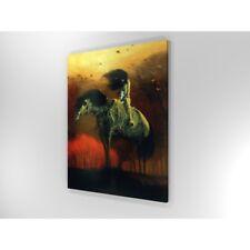 "Zdzislaw Beksinski Painting 23.6"" x 29.5"" Print on canvas Reproduction"