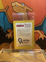 Entei Holo Black Star Promo 34 SEALED Pokemon Card