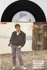 SHAKIN' STEVENS Because I Love You 45/DUTCH/PIC
