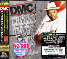 DMC - Checks Thugs and Rock'n Roll Japan CD+1BONUS-NEW