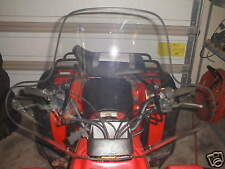 Honda TRX300 TRX 300 Windshield Wind Shield ATV 4 Wheel