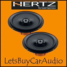 "HERTZ DCX165.3 (16.5CM) 6.5"" COAXIAL 120 WATT 2 WAY DOOR / SHELF SPEAKERS"