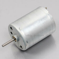 DC 12V High Speed 5600RPM Mute Motor For RC Robot Model Airplane DIY RF-370 CA