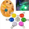Trendy Pet Dog Cat Puppy LED Flashing Collar Safety Night Light Keyring Pendant