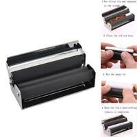 New 70mm Handroll Metal Cigarette Making Tobacco Rolling Machine Roller Maker