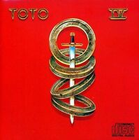 *NEW* CD Album Toto - Toto IV (Mini LP Style Card Case)