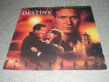 "A TIME OF DESTINY Ennio Morricone Soundtrack (NM) 1988 12"" Movie Music LP 93813"