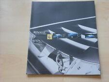 52476) Renault Avantime Prospekt 09/2001