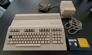 Commodore 128 with Cynthcart 1.2.4
