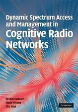 Dynamic Spectrum Access and Management in Cognitive Radio Networks by Zhu...