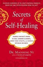 SECRETS OF SELF-HEALING - DR. MAOSHING NI (HARD COVER)