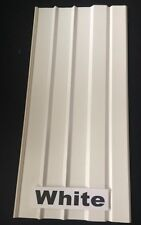 "Mobile Home Skirting Vinyl Underpinning Panel WHITE  16"" W x 35"" L (10 Pieces)"