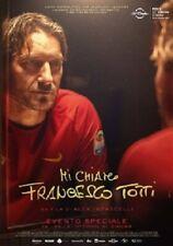 Dvd Mi Chiamo Francesco Totti ⚠️IN PRENOTAZIONE Data uscita: 11 / 11 / 2020 ⚠️