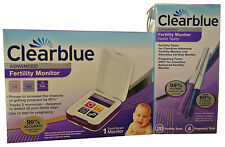 Clearblue Advanced Fertility Ovulation Pack + 3 Female Fertility Strip Tests
