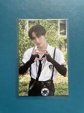ateez fever seonghwa photocard