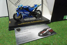 MOTO YAMAHA YZR-M1 GAULOISES MotoGP 2004 #46 V. ROSSI 1/24 IXO RAB081 miniature