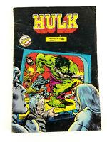 BD Comic Hulk tome 16 1981 Edition Aredit  Envoi rapide et suivi