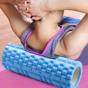 Yoga Column Gym Fitness Foam Roller Pilates Yoga Exercise Back Muscle Massage