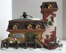 Dept 56 New England Village Series Cape Keag Fish Cannery 5652-9 1994 Retired