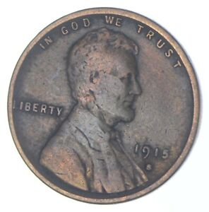 Better 1915-S - US Lincoln Wheat Cent Penny Coin Collection Lot Set Break *199