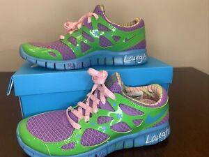 Nike Free Run+ 2 Doernbecher Mackenzie Short (W)437527-543 Womens 7