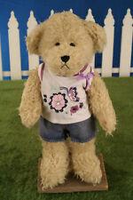 Sophie Teddy Bear (Uncle Beans Bears) Settler Bears Large