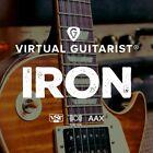 UJAM IRON- VIRTUAL GUITAR Stratocaster Rock  Plugin PC & MAC Genuine Licence