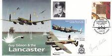 Guy Gibson & The Lancaster Signed  G.H.Hobbs Wireless operator/Air Gunner 617 Sq